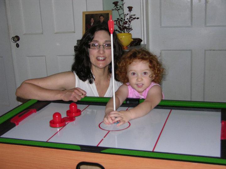 Sara and I May 2011