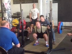 competition squat